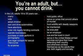 should drinking age be lowered to    essay keepsmiling ca