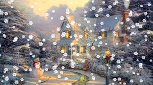 animated moving christmas wallpaper.  Animated Christmas Eve Animated Wallpaper Httpwwwdesktopanimatedcom Throughout Moving M
