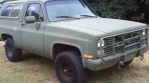 No1315 Chevrolet M1009 K5 Blazer For Sale Texas video 2014 07 17 ...