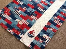 Nautical Themed Quilt Pattern A Nautical Quilt That I Made For My ... & nautical themed quilt pattern a nautical quilt that i made for my sweet  nephew warren free Adamdwight.com