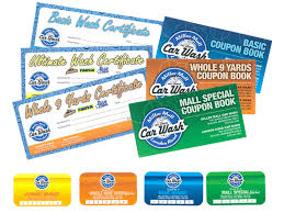a gift for the gift giver receive a whole 9 yard car wash 19 95 value with each 150 00 purchase