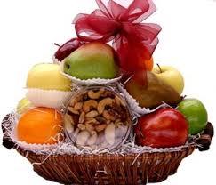 fruit nut basket