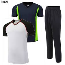 Shirts With Pants Us 14 03 29 Off Zmsm Teens Adult Basketball Jerseys Kit Basketball Referee Uniform Professional Competition Referee Basketball Shirts Pants In