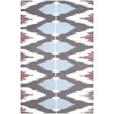 cotton area rug rugs 6x9