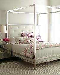 Chrome Canopy Bed The Canopy Bed Features The Best In Modern Design ...