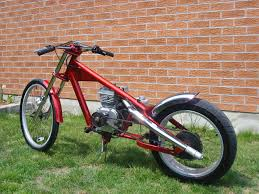 chopper bicycles 5hp chopper bike bike pinterest chopper