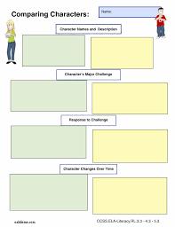 Venn Diagram Character Comparison Ipad Graphic Organizer Character Comparison K 5 Computer Lab