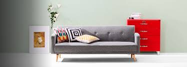colorful furniture. Cheap Grey Sofas On The White Floor Colorful Furniture With Red Cabinet Can Add S