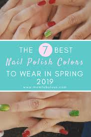 flowers are blooming and spring is colorfully upon us yet your nails are boring allow the bright spring like outdoors to inspire you to paint your nails