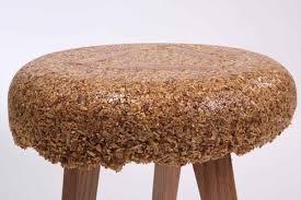 Sawdust furniture Resin Shavings5 Pinterest Shavings By Yoav Avinoam Design Milk