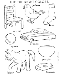 Small Picture 68 best Kindergarten Color By Numbers images on Pinterest Color