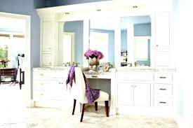 desk mirror with lights makeup medium size of vanity table dressing