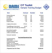 simple budget proposal template sample budget proposal dedicate separate cells on a excel sheet to