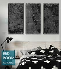 Camera Da Letto Blue Moon : Buy wholesale piece canvas art black and white from china