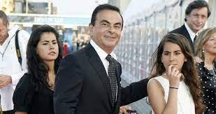 أدلة يابانية تورط ابنة كارلوس غصن في عملية فرار والدها.. التقت بأحد  المتهمين بتهريبه