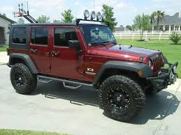 2008 jeep wrangler unlimited x sport
