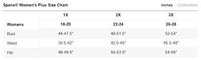 Spanx Size Chart Plus Size Fall Athleisure Outfit Alexa Webb