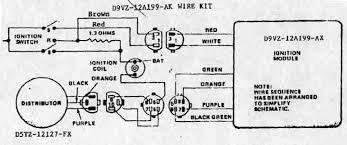 wiring diagram for duraspark the wiring diagram ford duraspark 2 ignition system wiring diagram