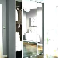 mirrored wardrobe ikea mirror sliding closet doors moving b q to mirrore
