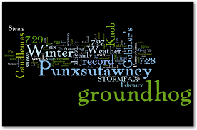 groundhog day history from stormfax acirc reg
