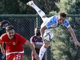 Trabzonspor'dan 8 gollü prova