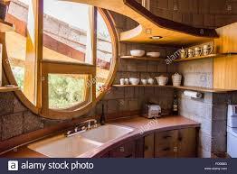 Frank Lloyd Wright Kitchen Design David Wright House Kitchen Halloween Decorations Phoenix