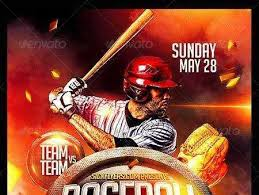 Free Baseball Flyer Template 1703102 Baseball Flyer Template Psd 7172103 Freepsdvn