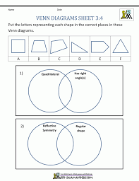 Venn Diagram Math Problems Pdf Venn Diagram Worksheets 3rd Grade 3 Math F Criabooks