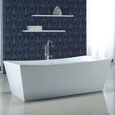 overflow bathtub 1 soaking bathtub for free standing installations with center bathtub overflow stopper stuck
