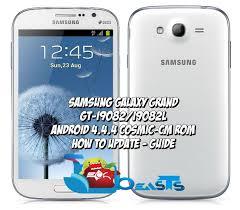 Update Samsung Galaxy Grand I9082 ...