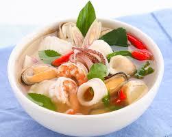 Kanyana's Choice: Asian Seafood Soup ...