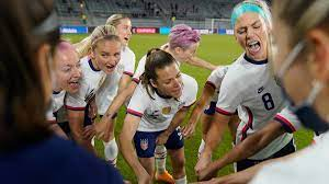 USWNT vs. Colombia: USA women's ...