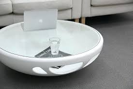 white round coffee table modern trend circular coffee table