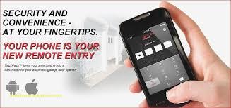 open your garage door with your smartphone or headlight highbeam flash2passâ turns your existing