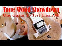 Tone Wood Tester One Guitar To Test Them All
