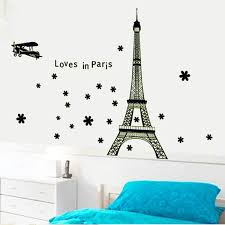 Eiffel Tower Bedroom Decor Eiffel Tower Paris Girls Bedroom Wallpaper On Pinterest Paris