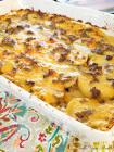 beef potato casserole
