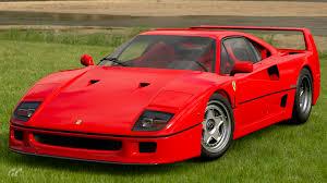 It's a complete ferrari legacy. Ferrari F40 92 Gran Turismo Wiki Fandom