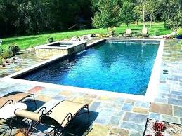 Square Swimming Pool Designs Simple Decoration