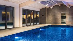 indoor swimming pool lighting. Decorations, Indoor Swimming Dorval Pool House Fleurdujourla Home Magazine And Decor Pools Nyc Luxury Homes Lighting T