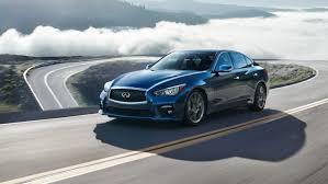 infiniti q50 exterior. 2017 infiniti q50 sedan exterior sculpted body in iridium blue