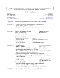 Medical Assistant Objective Example Job And Resume Template