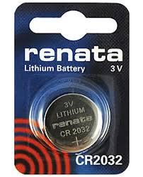 Батарейка CR2032 Renata литиевая 3V (1 шт ... - BookPRO