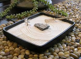 Indoor Rock Garden Japanese Zen Gardens