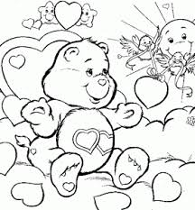 The melancholy of haruhi suzumiya coloring printable. Care Bears Free Printable Coloring Pages For Kids