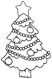 Small Picture Christmas Coloring Pages Easy Coloring Pages