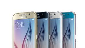 Galaxy S6 In Four Different Colors  Samsung