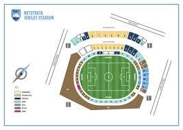 Principal Park Seating Chart Stadium Seating Maps Sydney Fc