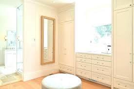 walk in closet with window ideas a built dresser under cottage bedroom design windows master
