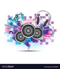 background music. Plain Music Background Music Vector Image Throughout Music O